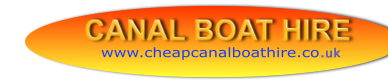 Cheap Canal Boat Hire Logo